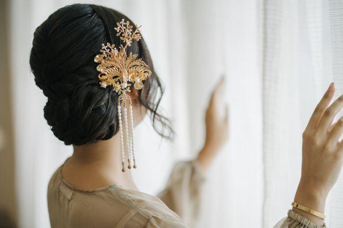 Shangri-La Hotel - Sangjit of Angelita & Ferio by NOMA Jewelry & Accessories - 001
