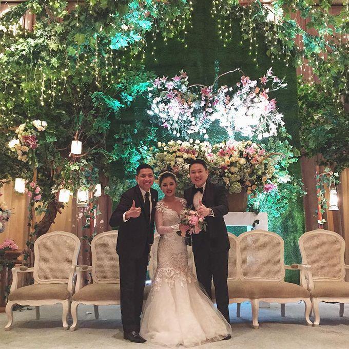 Timothy & Ingrid Wedding at Grand Ballroom by Grand Hyatt Jakarta - 005