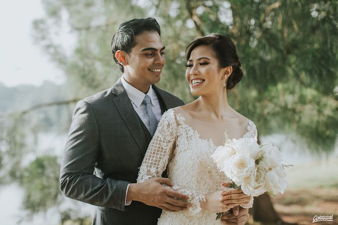 The Pre-wedding of Feroz and Amy by Colossal Weddings - 002