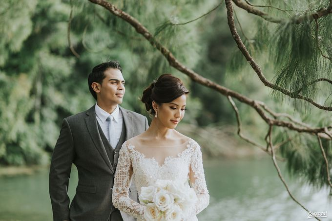 The Pre-wedding of Feroz and Amy by Colossal Weddings - 003