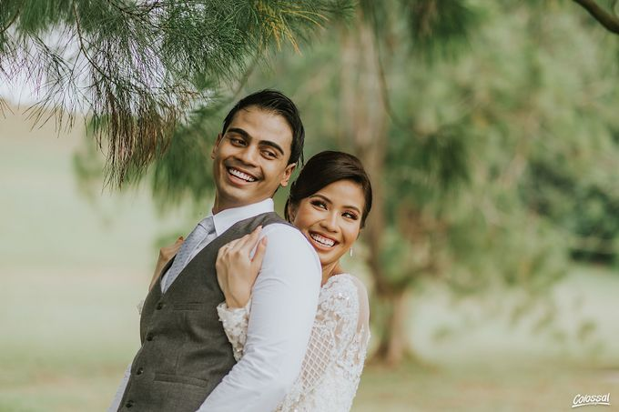 The Pre-wedding of Feroz and Amy by Colossal Weddings - 005
