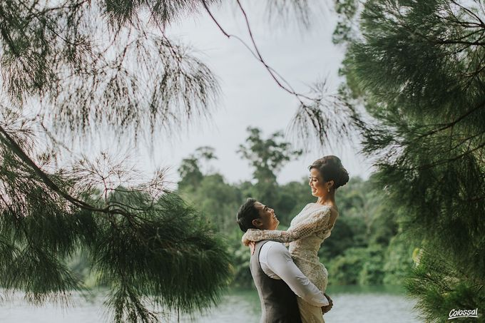 The Pre-wedding of Feroz and Amy by Colossal Weddings - 006