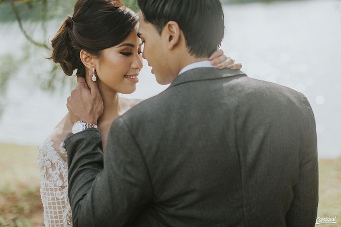 The Pre-wedding of Feroz and Amy by Colossal Weddings - 007