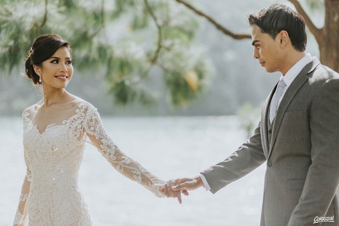 The Pre-wedding of Feroz and Amy by Colossal Weddings - 008