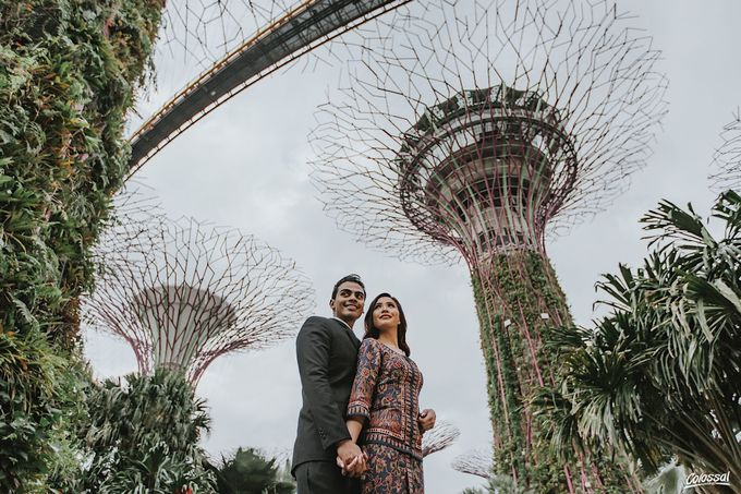 The Pre-wedding of Feroz and Amy by Colossal Weddings - 010