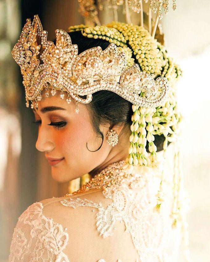 Acara Pernikahan Harvi & Yulan by Fleur by Raja - 003