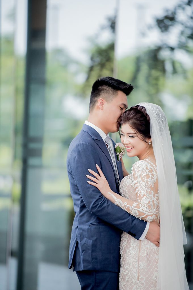 The Wedding of Fery & Cindy by Wong Hang Distinguished Tailor - 002