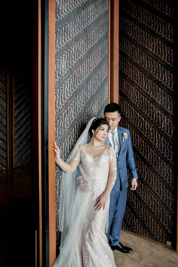 The Wedding of Fery & Cindy by Wong Hang Distinguished Tailor - 003