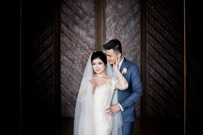 The Wedding of Fery & Cindy by Wong Hang Distinguished Tailor - 004