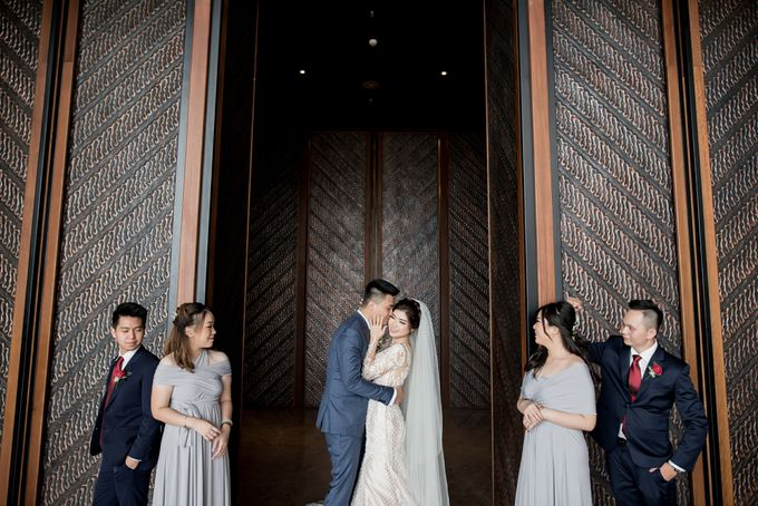 The Wedding of Fery & Cindy by Wong Hang Distinguished Tailor - 005
