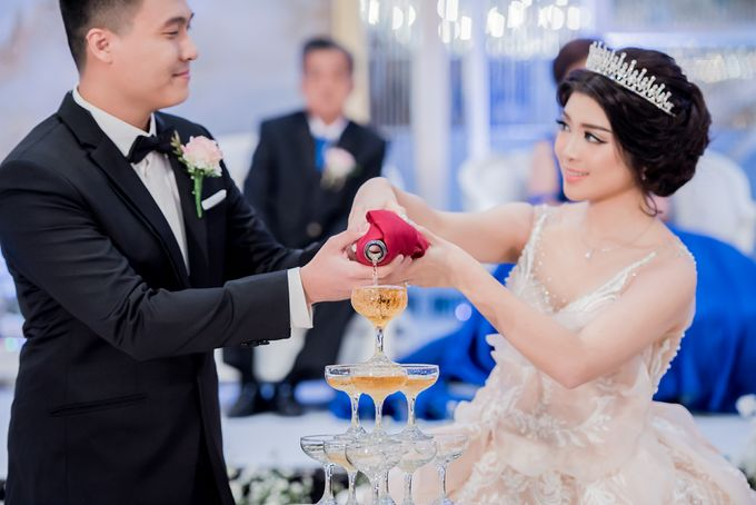 The Wedding of Fery & Cindy by Wong Hang Distinguished Tailor - 006