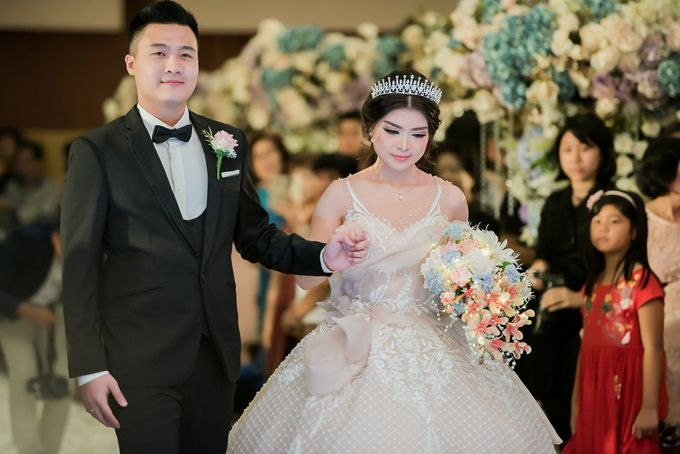 The Wedding of Fery & Cindy by Wong Hang Distinguished Tailor - 007