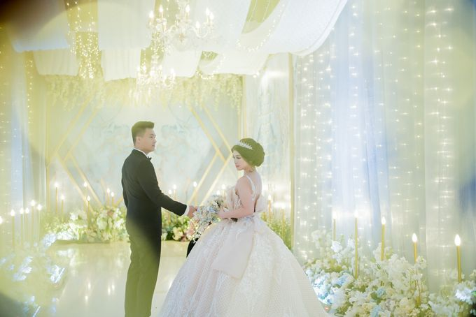 The Wedding of Fery & Cindy by Wong Hang Distinguished Tailor - 009
