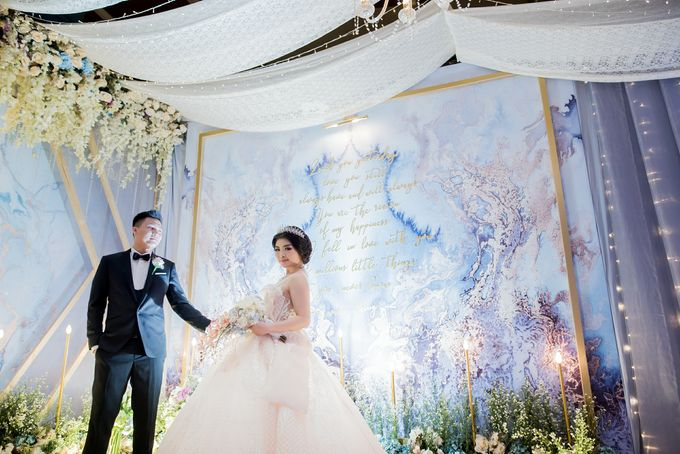 The Wedding of Fery & Cindy by Wong Hang Distinguished Tailor - 001