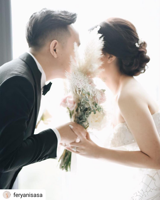 The Wedding of Soen & Feryani by Lithe Shoes - 004