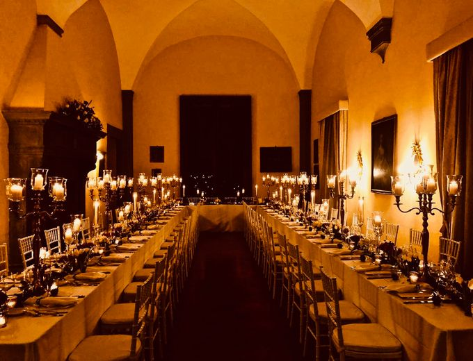 THE PERFECT SETTING FOR YOUR WEDDING DAY OR A UNIQUE EVENT! by Le Cirque Firenze - 004