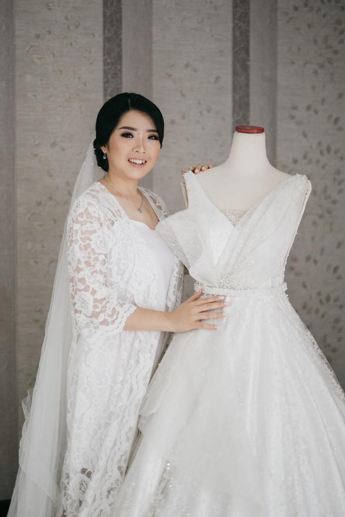 Deon & Fanny Wedding by Festiva Organizer - 004