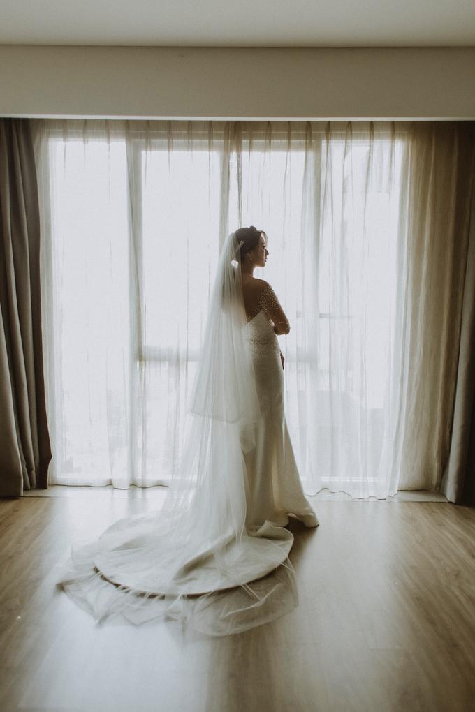 Trinov & Marcelia Wedding by Lino and Sons - 003