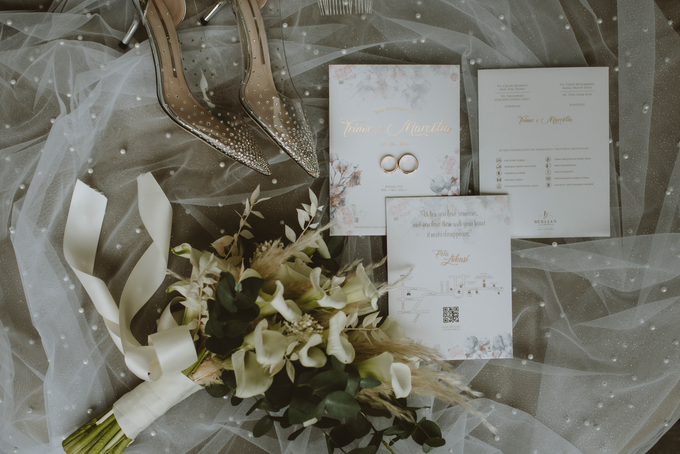 Trinov & Marcelia Wedding by Festiva Organizer - 004