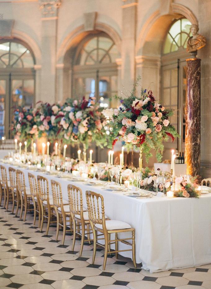 Château Wedding in France by Greg Finck - 003