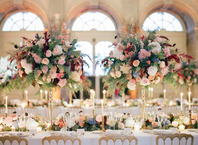 Château Wedding in France by Greg Finck - 013