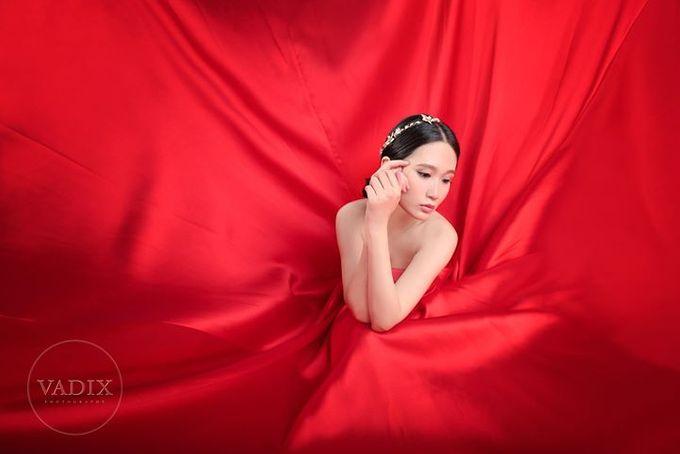 Wedding Day Bride Makeup Service by Elizabeth Lee Makeup Artist - 021