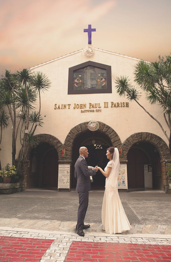 Different Church Couple by shutterOne Photography - 002