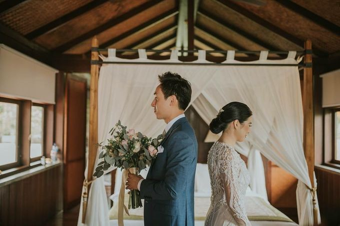 Wedding of Evelyn & Keith by Beyond Decor Company - 009