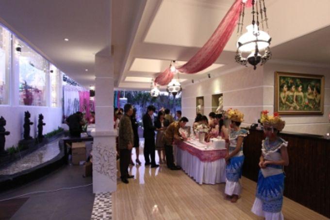 Wedding of Christian Adiwena and Rufina Tam by Flamingo Dewata Chapel and Villas - 009