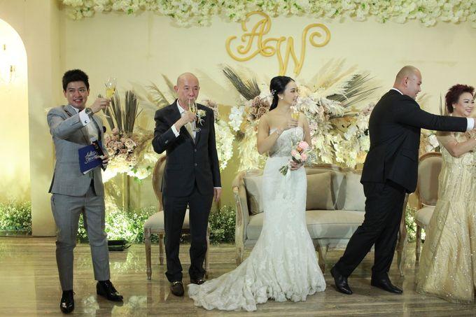 MC Wedding Intimate OnFive Grand Hyatt Jakarta - Anthony Stevven by Anthony Stevven - 009