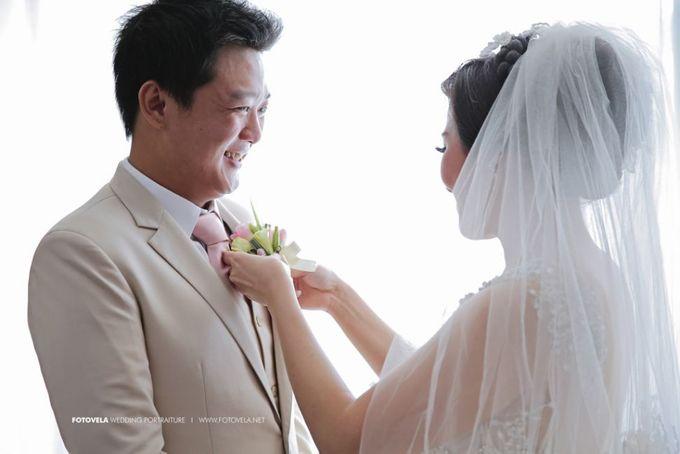 Fendy & Jeany Wedding by fotovela wedding portraiture - 015