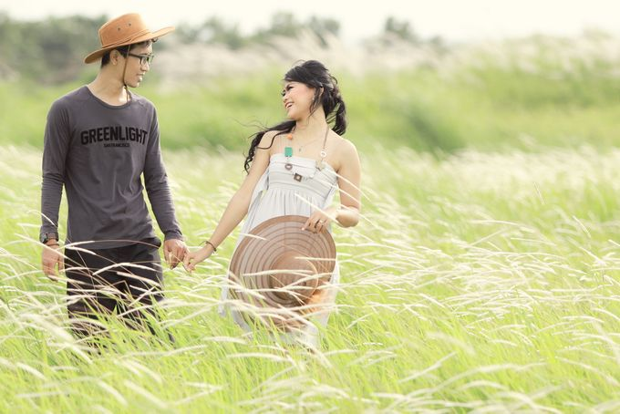 Pre Wedding - Panji & Nia by Ennea Pictures - 005