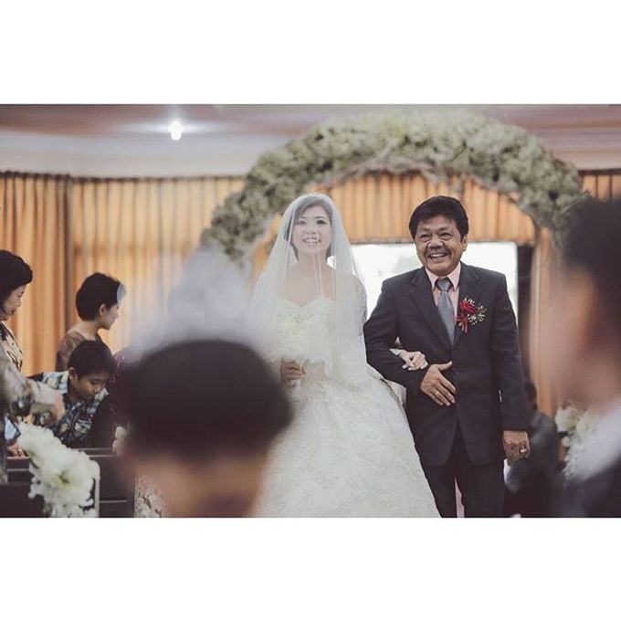 The Wedding of Galan & Widya by All Occasions Wedding Planner - 013