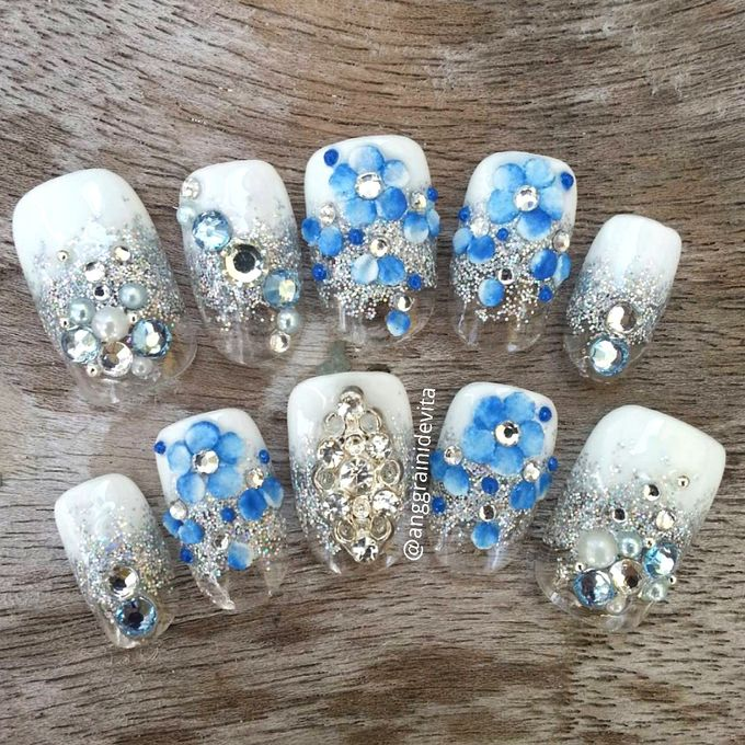 Fake Nails by Story of Nailart - 013
