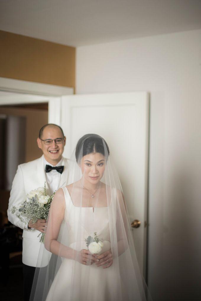 Hyatt - Ferro & Gladys by Maestro Wedding Organizer - 030