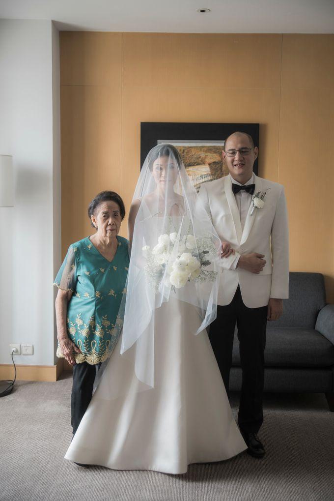 Hyatt - Ferro & Gladys by Maestro Wedding Organizer - 036