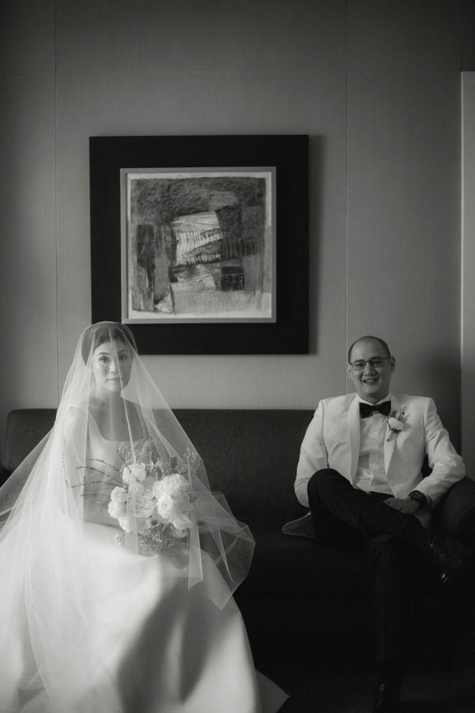 Hyatt - Ferro & Gladys by Maestro Wedding Organizer - 037