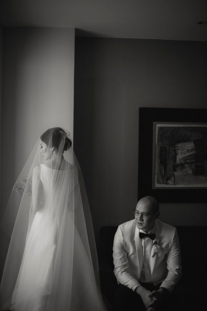 Hyatt - Ferro & Gladys by Maestro Wedding Organizer - 038