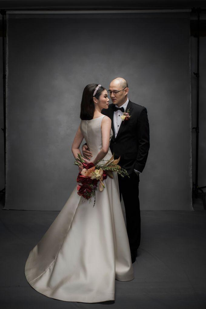 Hyatt - Ferro & Gladys by Maestro Wedding Organizer - 045