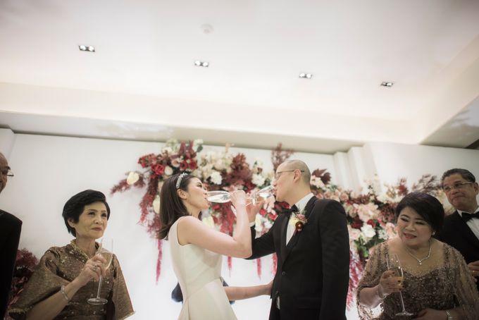 Hyatt - Ferro & Gladys by Maestro Wedding Organizer - 028