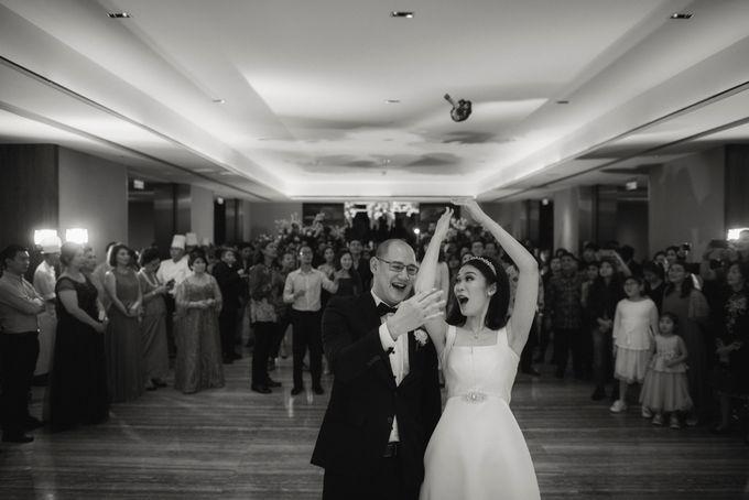 Hyatt - Ferro & Gladys by Maestro Wedding Organizer - 029