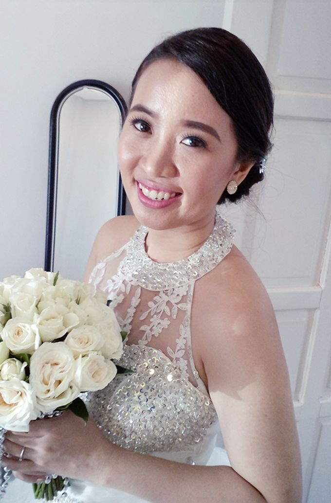 Wedding /Bridal MAKEOVER  by PROFESSIONAL HD MAKEUP BY BENJBASTE (BenyoumakeoverArtistry) - 025