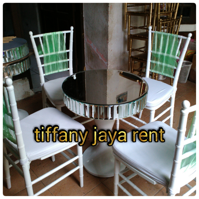 Tiffany Putih Kayu by TIFFANY JAYA RENT-KURSI TIFFANY - 020