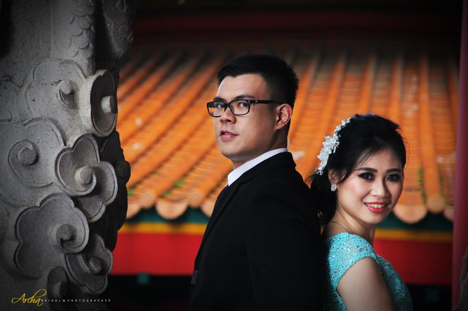 Prewedding outdoor by Archa makeup artist - 012