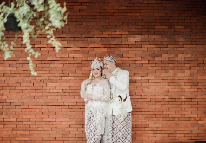 THE WEDDING OF SHABRINA & LUTHFI by Amorphoto - 014