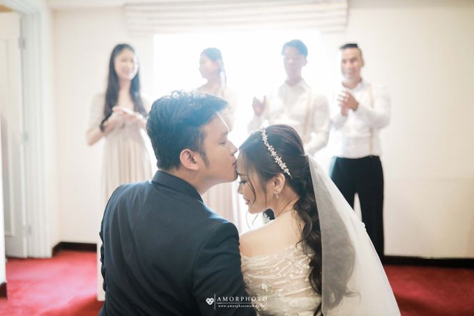 The wedding of Ameng & Intan by Amorphoto - 008