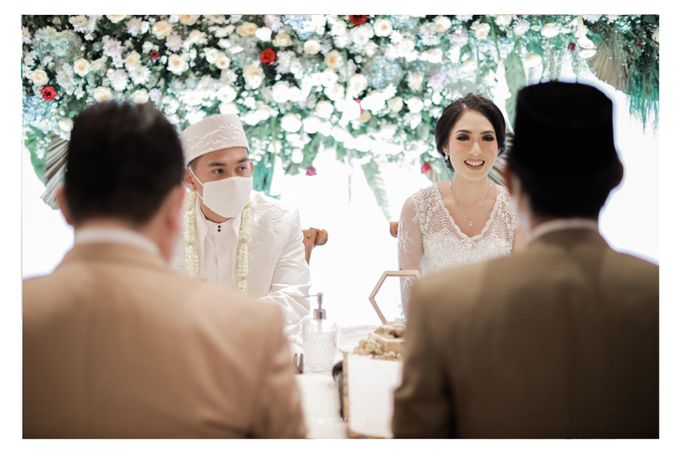 The Wedding of  Aisyah & Eky by Amorphoto - 011