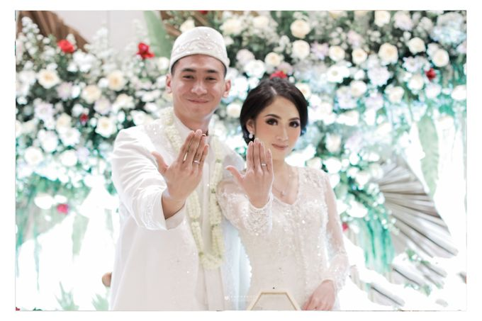The Wedding of  Aisyah & Eky by Amorphoto - 014