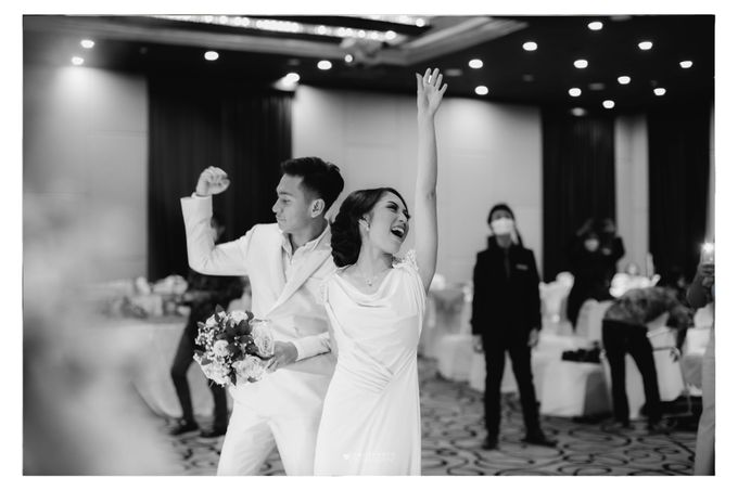 The Wedding of  Aisyah & Eky by Amorphoto - 020