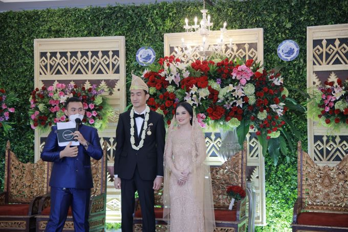 The Wedding of Tania & Kemal by THE TRIBRATA Darmawangsa Jakarta - 003